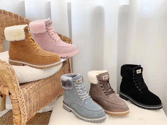 Ботинки Женские UGG (зима), фото 2