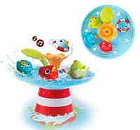 Музыкальная игрушка-фонтан Yookidoo Утиные гонки