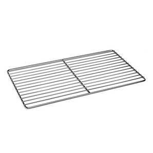 Гастрономическая решетка прямоугольная GN 2/3, 35x33см, нержавеющая сталь, Hendi