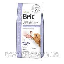 Brit VD Gastrointestinal Dog для собак с желудочно-кишечными расстройствами  2кг