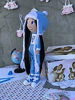 Кукла Тильда ручной работы украинский сувенир подарок для девушки женщины Hand Made Tilda09