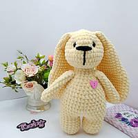Зайчик игрушка для ребенка, плюшевая игрушка в подарок ребенку, фото 1