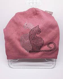 Шапка Кошечки Urchin розовая