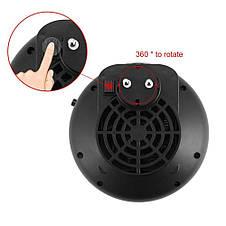 Обогреватель портативный Warm Air Blower 900 Watts С ПУЛЬТОМ, фото 3