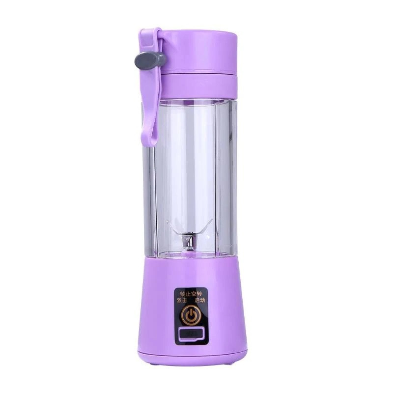 Фитнес блендер Smart Juise Cup Fruits на аккумуляторе, фиолетовый