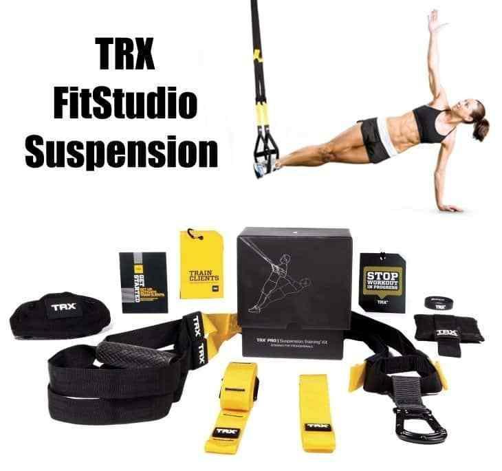 Тренировочные петли TRX - FitStudio Suspension, петли для тренировки
