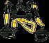 Тренировочные петли TRX - FitStudio Suspension, петли для тренировки, фото 6