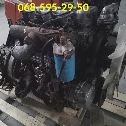 Двигатель в сборе FOTON 1043, ФОТОН 1043 (3.7) Б/У., фото 2