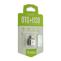 Адаптер OTG Inkax PA-01 USB / type-C