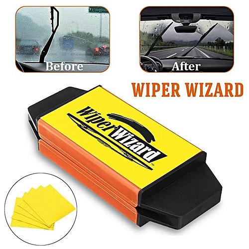Восстановитель щеток автомобильных дворников Wiper Wizard, реставрация дворников, ремонт дворников