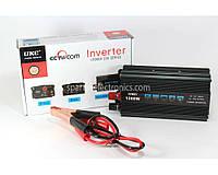 Перетворювач - інвертор UKC 1200W 12V-220V