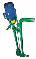 Насос НЖН-50 для жидкого навоза, для стоков с режущим механизмом, с измельчителем, с ножом