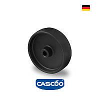 Колесо термостойкое со втулкой и метизом, из технополимера, - 20 to + 280°C, 100 кг(Германия)