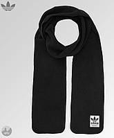 Мужской зимний шарф из микрофлиса, чоловічий шарф, бафф Adidas Originals, Реплика