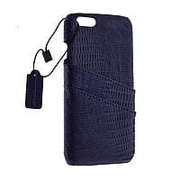 Клип-кейс PC Pocket Skin для Apple iPhone 6/6s (Черный)