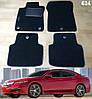 Коврики на Acura TLX '14-. Текстильные автоковрики