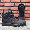 Зимние ботинки (на меху) мужские Nike Air Lunarridge 1-021 ⏩ [ 41,42,43,44,44,45 ], фото 5