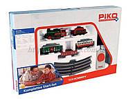 PIKO 57080 Детская Железная дорога, набор Рождественский поезд - паровоз с пассажирскими вагонами, масштаба H0
