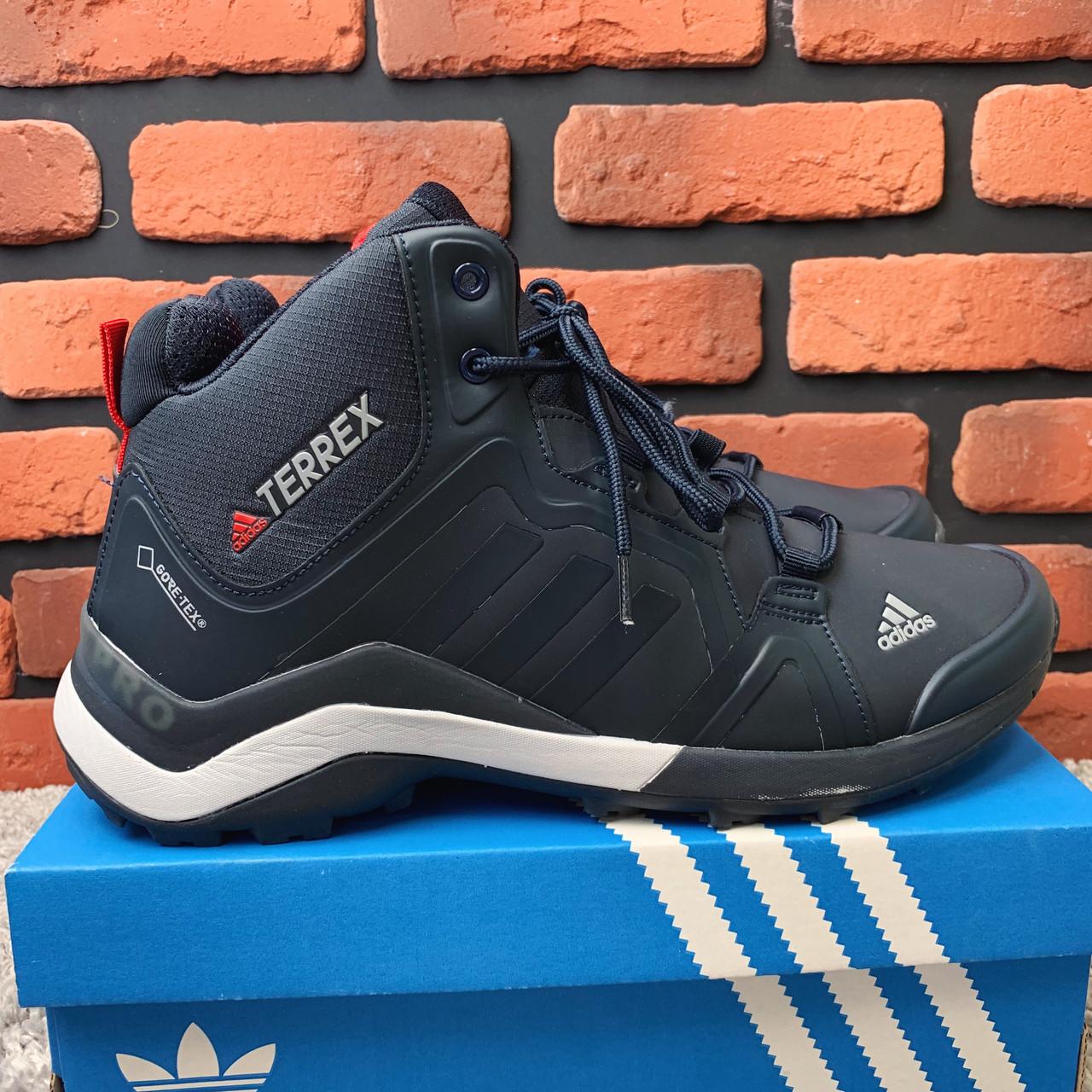Зимние ботинки (на меху) мужские Adidas TERREX 3-082 ⏩ [ 43,44,44]