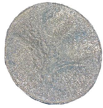 Перламутр белое серебро KW183, 150мл