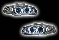 Фара передняя на БМВ - BMW E34, E36, E38, E39, E46, E60, X5, X6 - противотуманки, фонари, фото 1