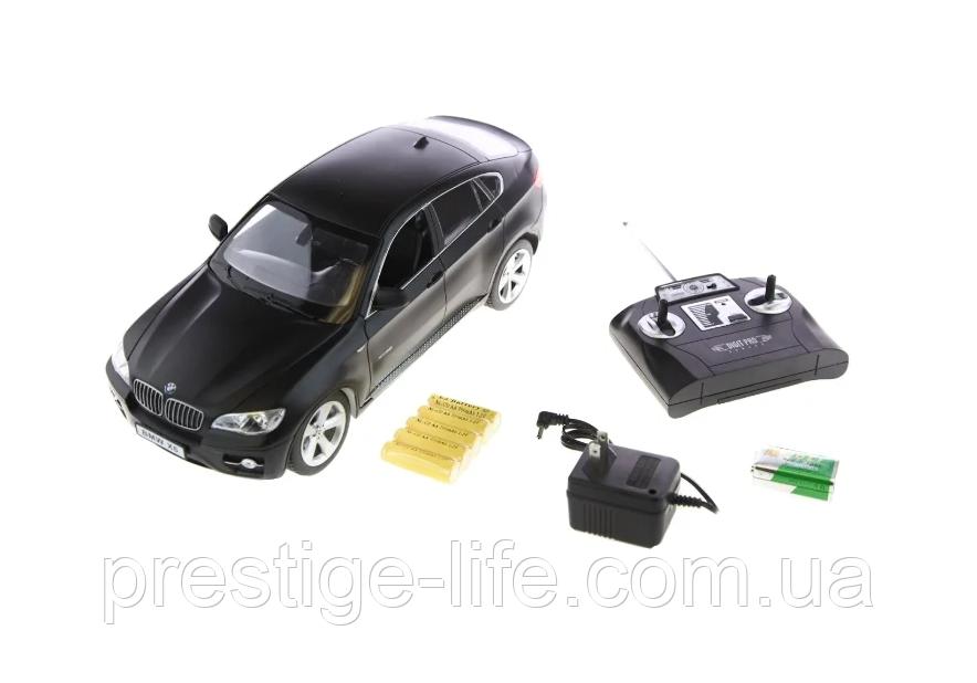 Автомобиль на радиоуправлении MZ BMW X6 (MZ-2016) Черный