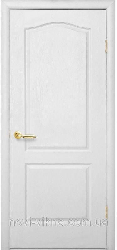 """Дверь межкомнатная """"Симпли"""" Классик глухая под покраску 900 мм."""