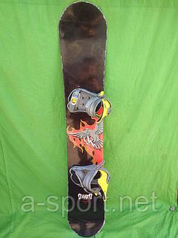Сноуборд Oxygen 160 см + кріплення