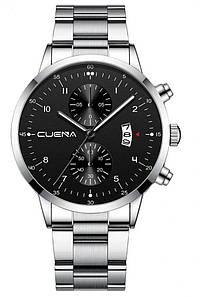 Мужские часы Cuena elite серебристые (1066954559)