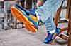 Кроссовки женские 15366, Triple S, темно-синие Кроссовки, Темно-синий, Женские, Замша/текстиль, Пена/Тэп, фото 5