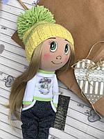 Кукла Тильда необычный подарок для девушки женщины ручной работы Hand Made Tilda17