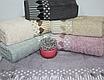 Метровые турецкие полотенца Сердечко, фото 4