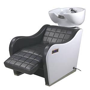 Парикмахерская мойка с регулируемой подножкойэлектро кресло-мойка для салона красоты мойка для головы S&P2259