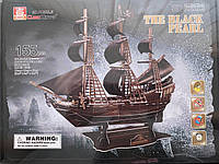 3D пазлы Черная жемчужина корабль B568-10