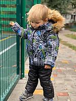Детская Зимняя куртка на мальчика