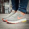 Кроссовки женские Nike Zoom Pegasus, серые 16003, фото 2