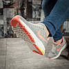 Кроссовки женские Nike Zoom Pegasus, серые 16003, фото 5
