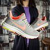 Кроссовки женские Nike Zoom Pegasus, серые 16003, фото 6