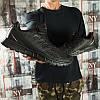 Кроссовки мужские BaaS Baasport, черные 10061, фото 6
