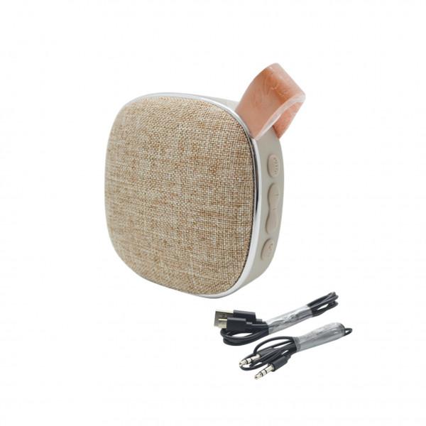 Колонка HOCO BS9 Light textile Grey