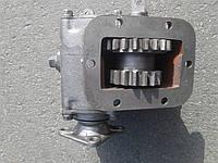 Раздатка КОМ Зил, Коробка отбора мощности ЗиЛ-130,131 под кардан 187К-4206019
