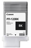 Картридж Canon PFI-120BK для TM-200/300, Black, 90 мл