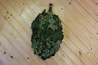 Віник для сауни та лазні з канадського дуба Большой веник для бани и сауны из канадского дуба