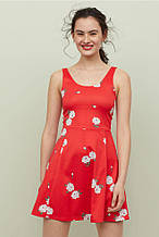 Жіноча сукня з квітами H&M р.8