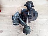 Турбина для VW Transporter T4 2.5 TDi 074145701A, фото 3
