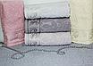 Банные турецкие полотенца Vipp Завиточек, фото 3