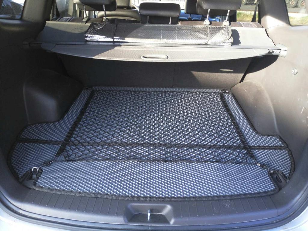 Наш EVA коврик в багажнике Hyundai Santa Fe '06-10