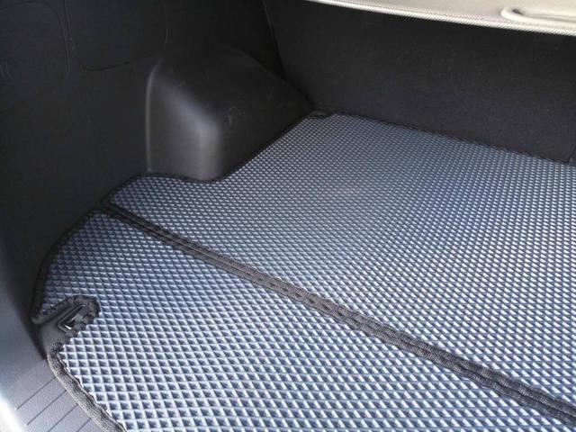 Наш EVA коврик в багажнике Hyundai Santa Fe '06-10 48