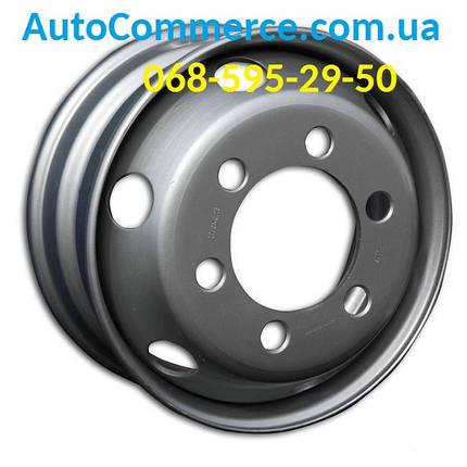 Диск колесный FAW 1051/1061 ФАВ R17.5-6.0 Безкамерка, фото 2