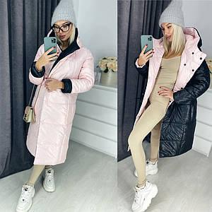 Двухсторонняя куртка женская